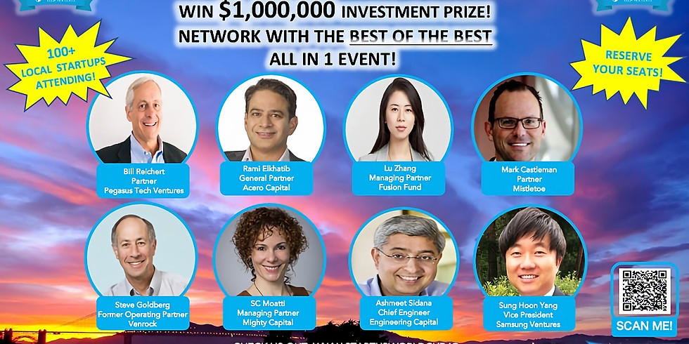 Startup World Cup 2020 Silicon Valley Regional