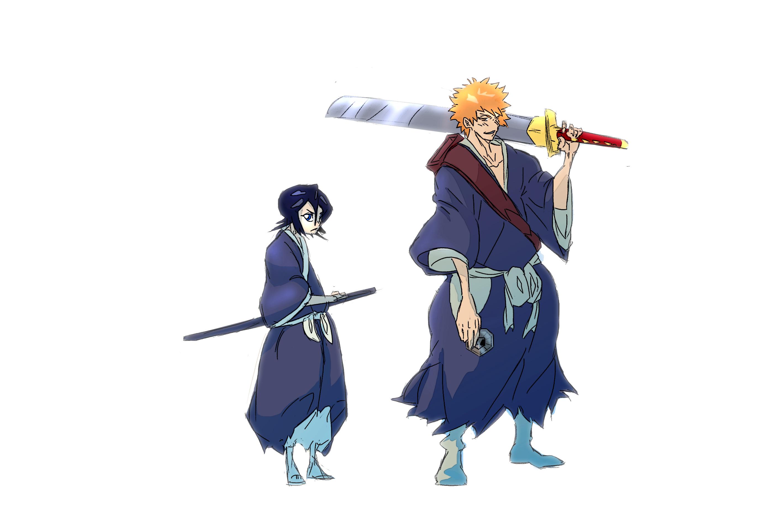 Bleach: Ichigo & Rukia