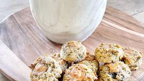 Egg-Free Almond Flour Banana Cookies