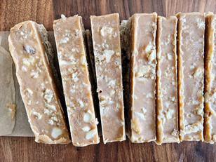 Homemade Snicker Bars