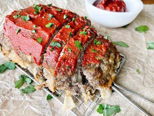 The Best Grain-Free Meatloaf