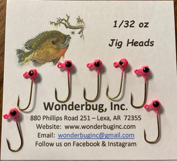 Jig Heads - Pink