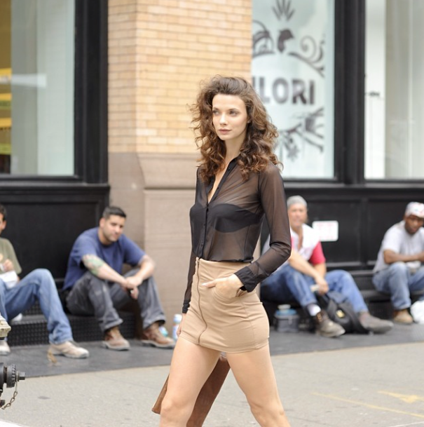 Fashion Shoot - Soho, NYC