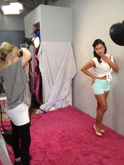The Glam Factory Photo-shoot
