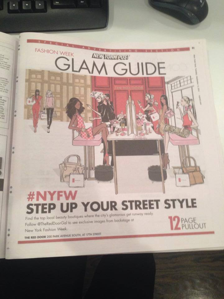 New York Post's Glam Guide