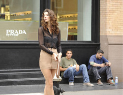 Fashion Shoot - Soho, NYC