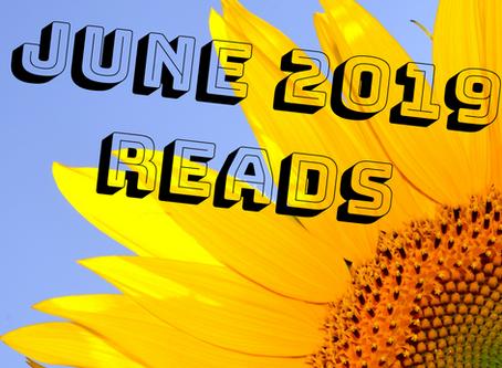 June 2019 Reads