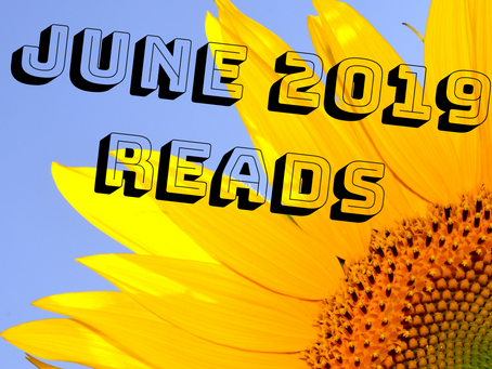 June 2019 Reads