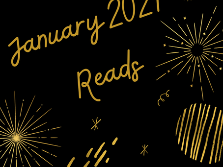 January 2021 Reads