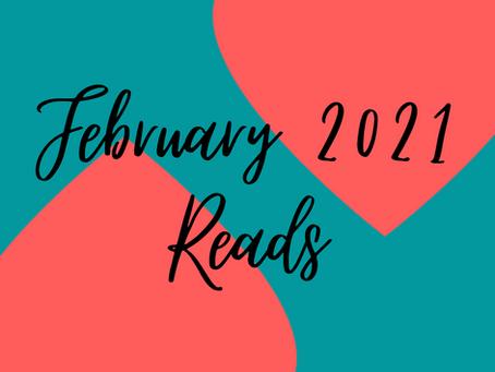 February 2021 Reads