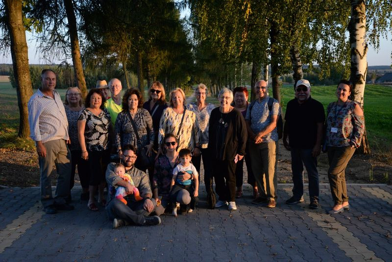 TATAR TRAIL IN PODLASIE.AMERICAN TATARS IN SEARCH OF ROOTS.TATAR'S HERITAGE TRIP