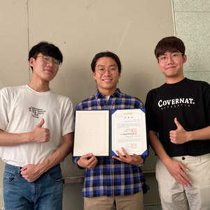 [16 July 2020] 2020 Summer Undergraduate Internship