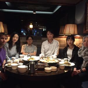 [17 September 2020] Visiting Prof. Dong Ha Kim's lab