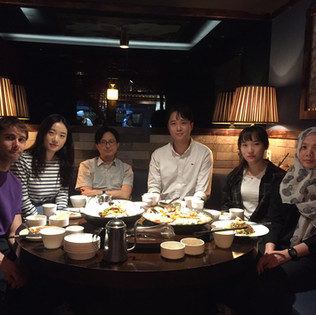 [17 September 2020] Visiting Prof. Dong Ha Kim's lab