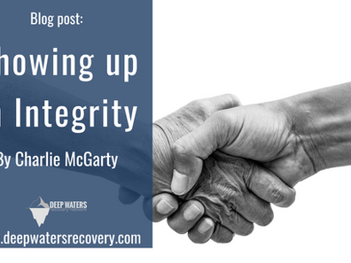 Showing up in Integrity