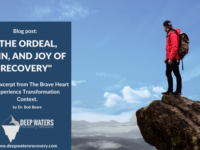 The Ordeal, Pain, And Joy of Recovery