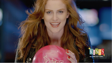 Choose Wisely, Gauntlet Films, Elevin Studios, Kings Bowl America, broadcast commercial, bowling, restaurant, club, dancing, Rob Maloof, Eric Levin, Orla Roche, Jared Lennox