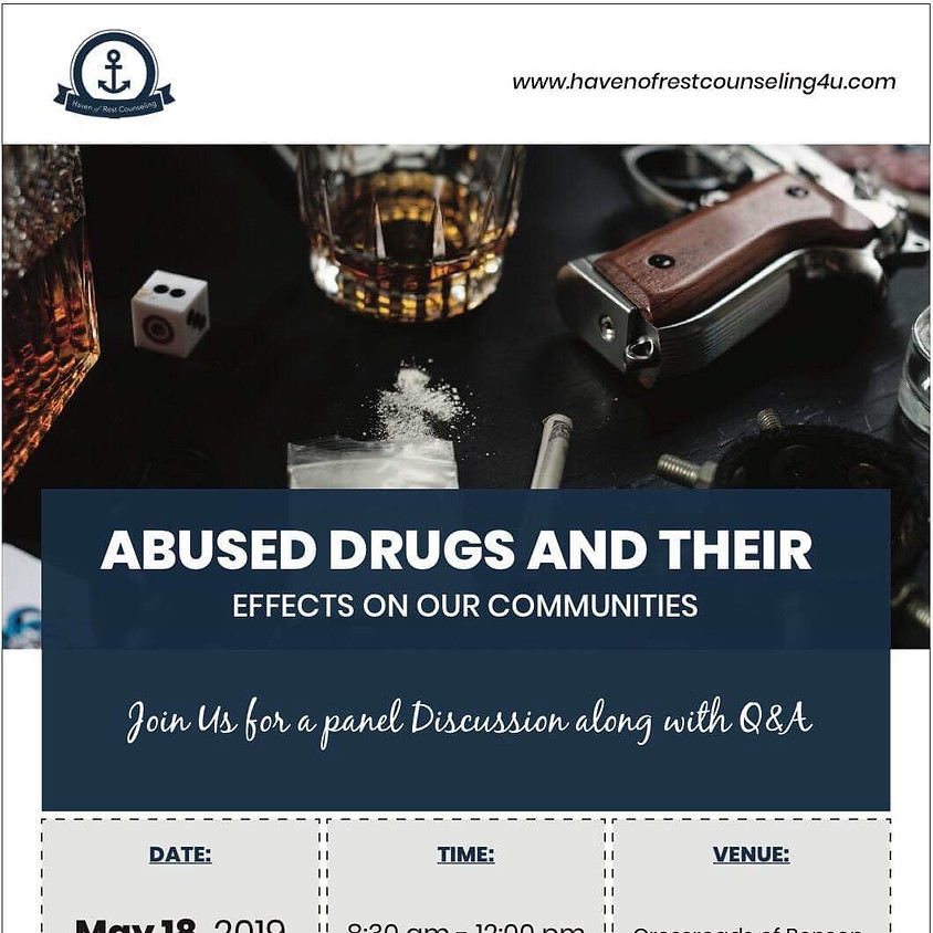 Abused Drugs & Their Effects On The Community
