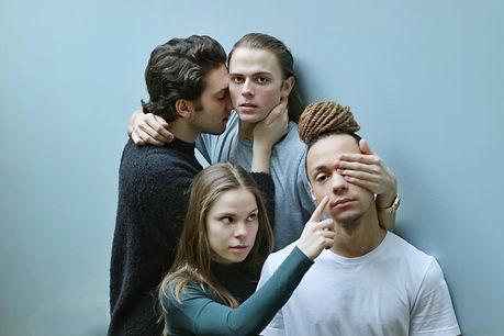 Trine-Lise, Fredrik, Even, Kjetil-André