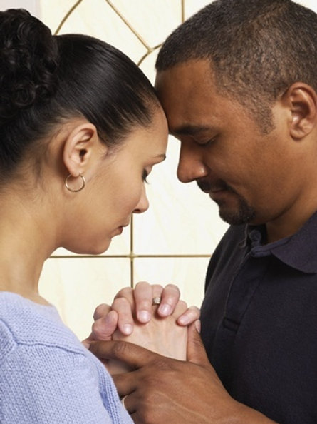 Prayer over Marriages