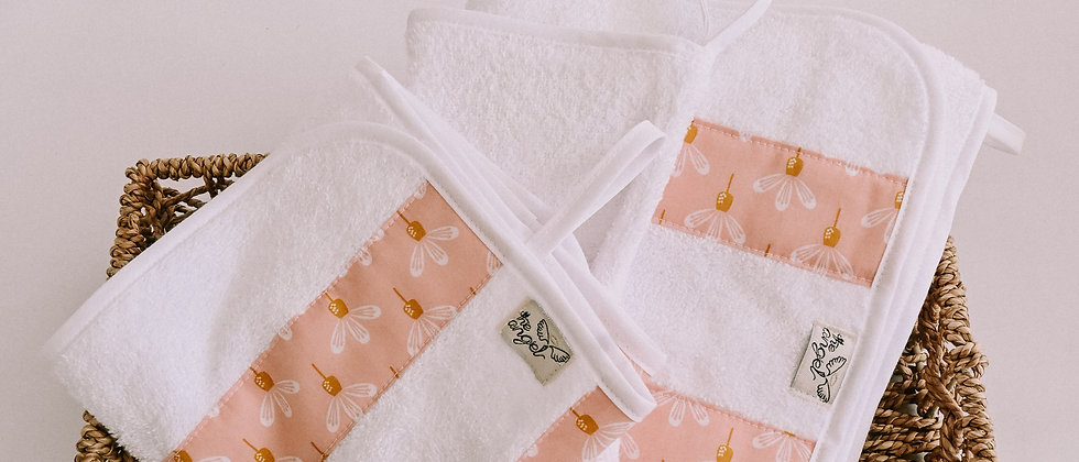 Daisies Σετ Πετσέτες