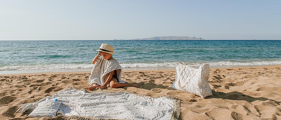 Isla Vibes πετσέτα θαλάσσης