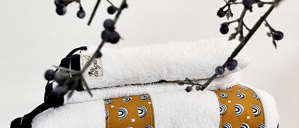 Boho Rainbow Σετ πετσέτες