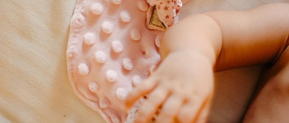 Πανάκι Νάνι Wings Pink