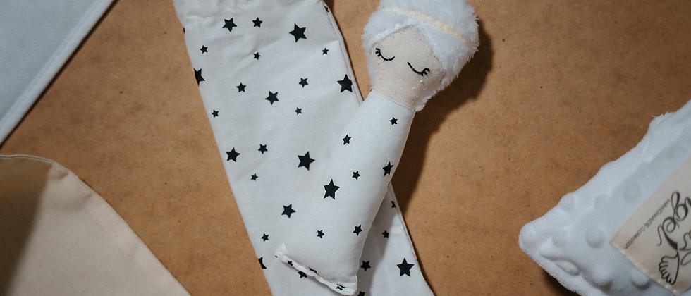 Κουδουνίστρα White Stars Angel
