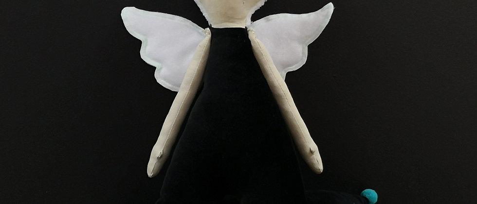 Angel Black Velvet
