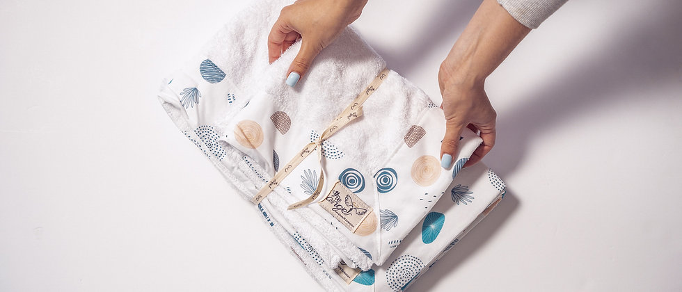 Happiness Σετ πετσέτες ενηλίκων