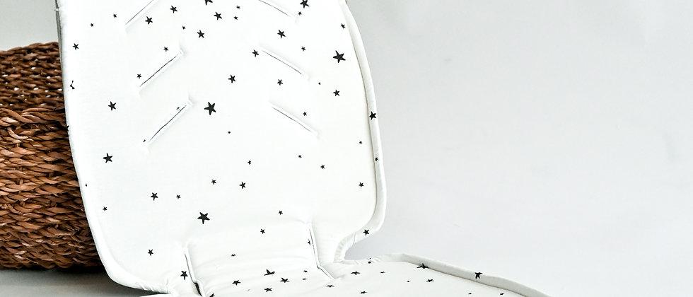 White Stars Προστατευτικό κάλυµµα καροτσιού