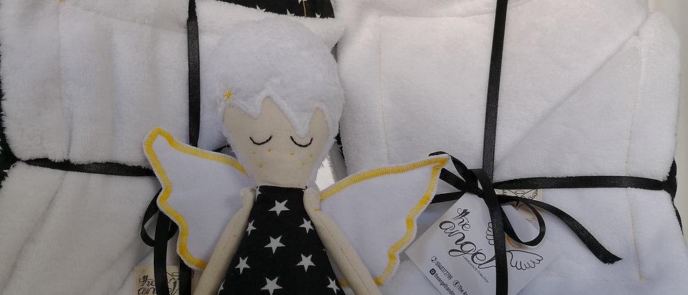 Angel Black Stars