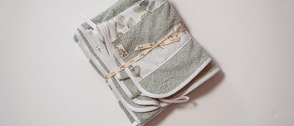 Natural Σετ πετσέτες