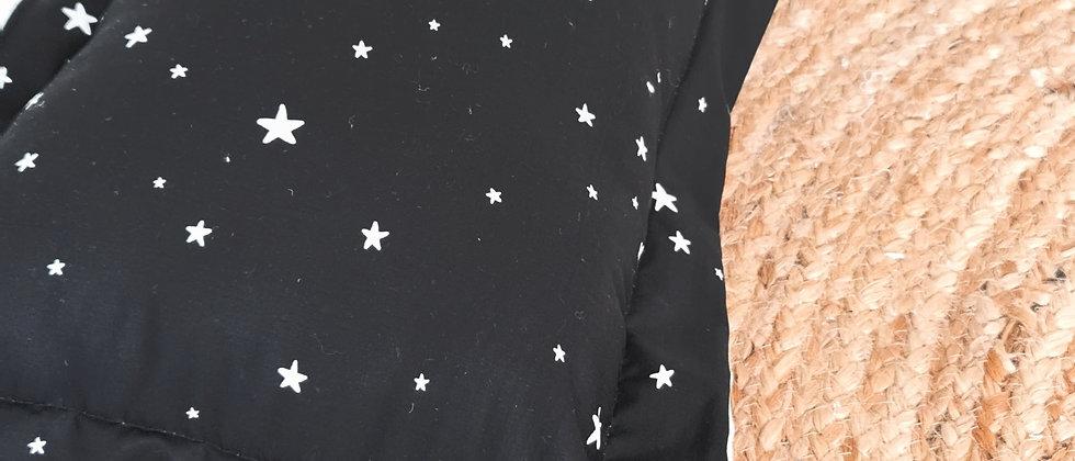 Black Stars Πολυχρηστικό μαξιλάρι