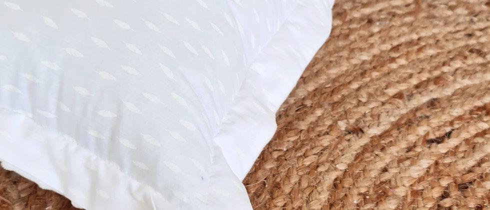Pure White Πολυχρηστικό μαξιλάρι