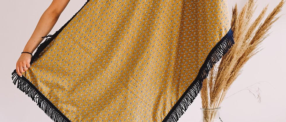 Boho Rainbow πετσέτα θαλάσσης