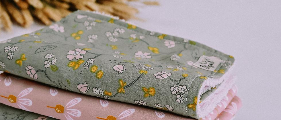 Little Birds Σετ mini πετσετούλες