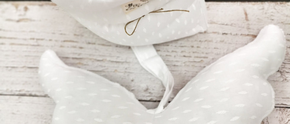Angel Wings Pure White
