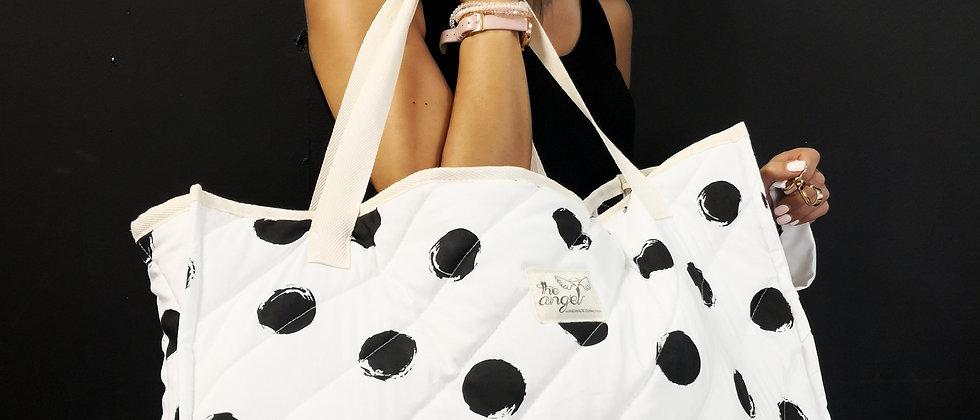Big Dots Beach Bag