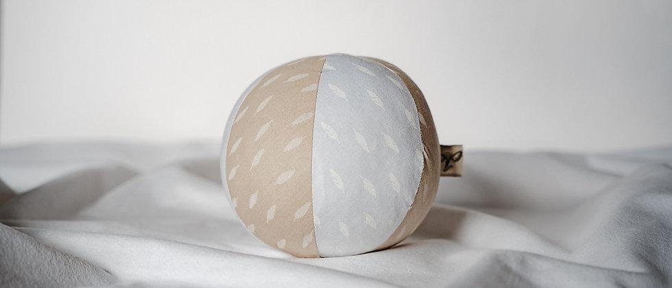 Cozy Cotton Rattle Ball