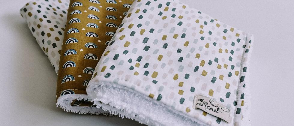 Happy Colours Σετ mini Πετσετούλες