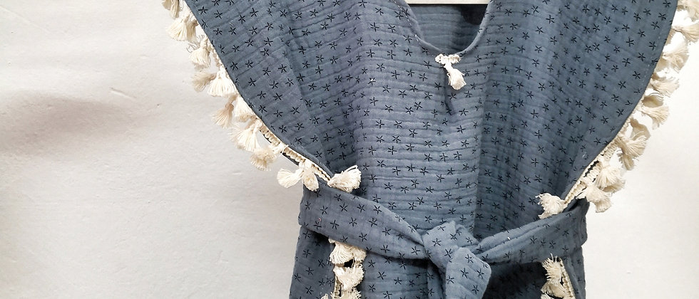 Blue Starfish Tunic