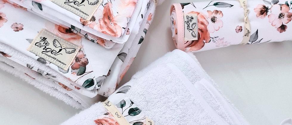Rose Garden σετ πετσέτες