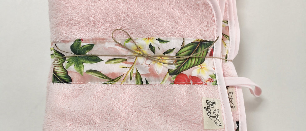 Fiori Towels set