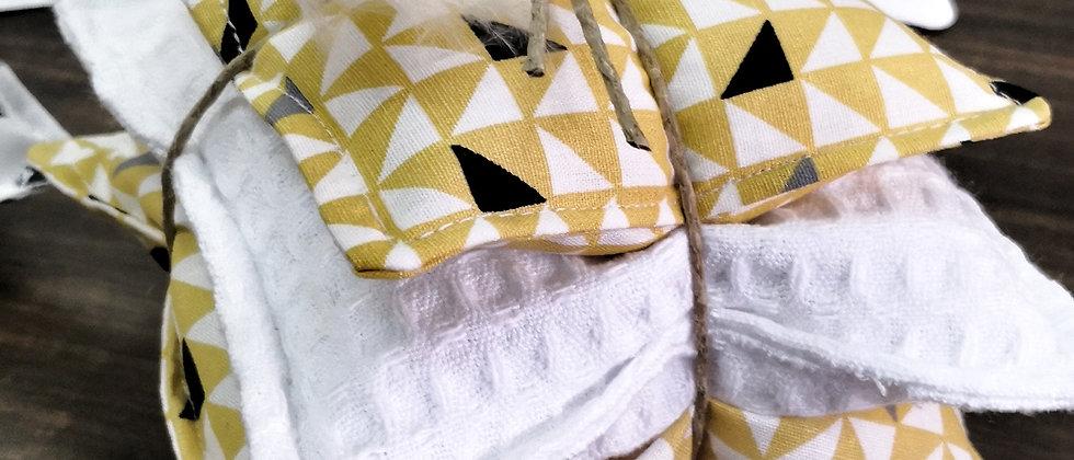 Aromatic Pillows Happy Yellow