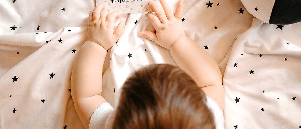 White Stars Παπλωματάκι