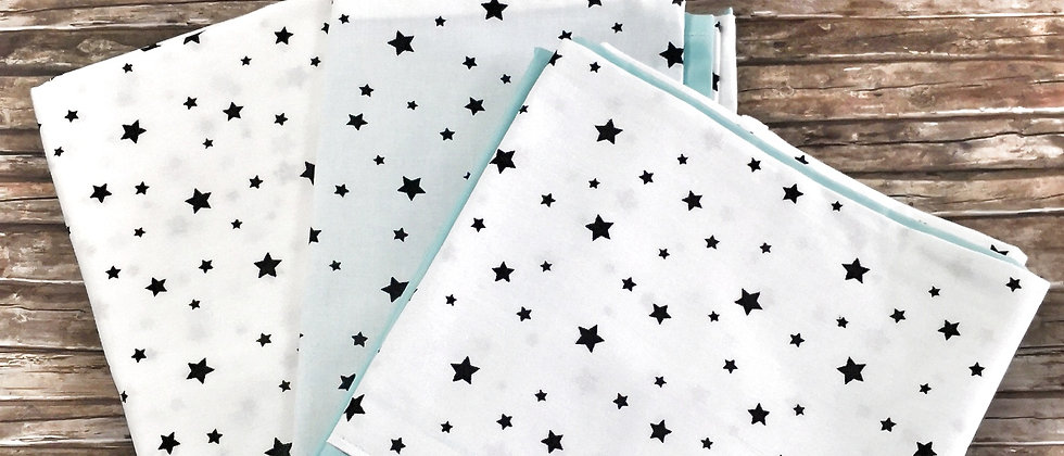White Stars with Mint