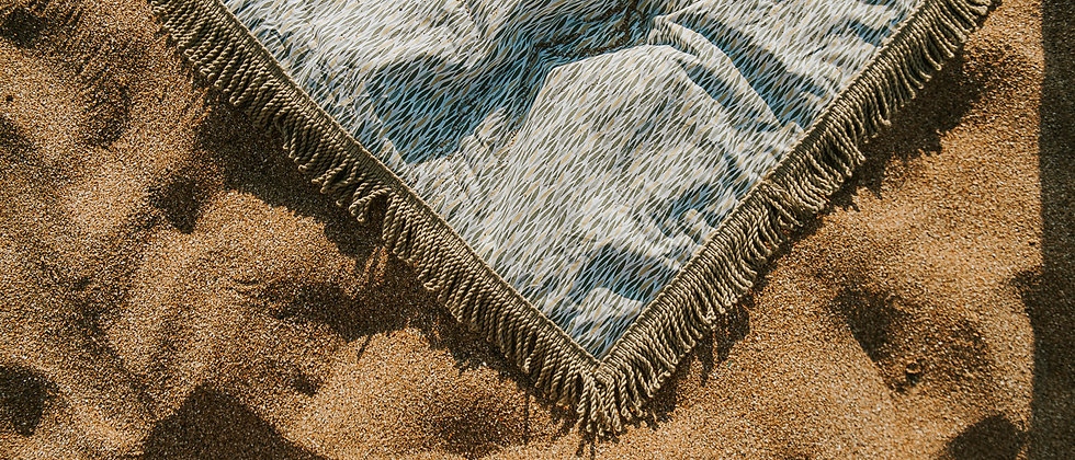 Olive Beach towel