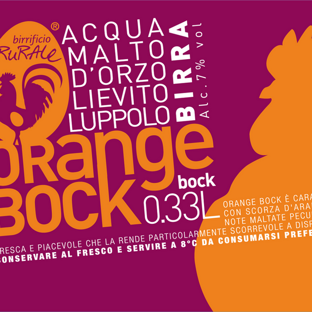 Orange Bock